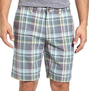 Tommy Bahama Port Madras Plaid Shorts